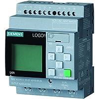 Siemens Cm-K4Pe-881T Logo8! Indus.Sector 6Ed1052-1Hb00-0Ba8 8 / 4 De Da Logikmodul 4034106029395 Logo