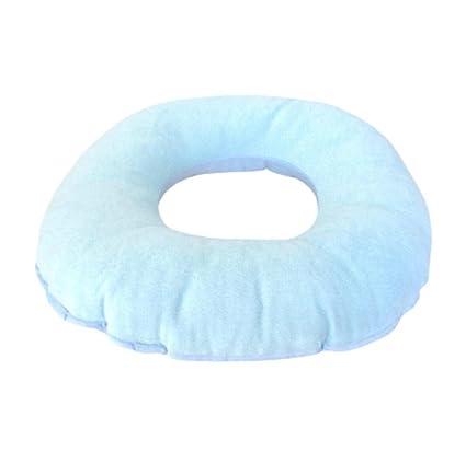 XYLUCKY Rehabilitation Care Supplies Cojín antiescaras Transpirable de algodón - para sillas de Ruedas y Camas