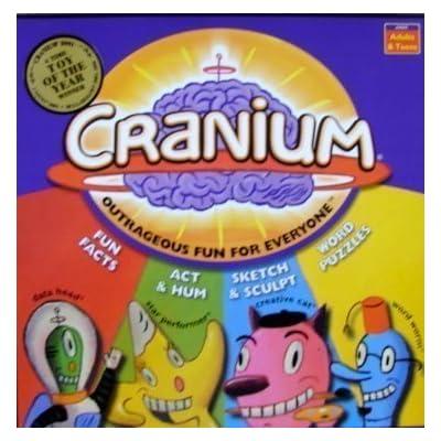 Cranium 2001 Edition TOTY: Toys & Games