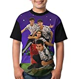 F&Rtees Attack Dobre Brothers 3D Print Young Summer Raglan Short Sleeves Shirts