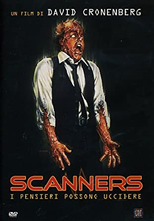 Scanners: Amazon.it: Michael Ironside, Patrick McGoohan, Jennifer ...