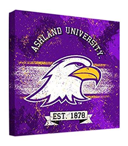 Ashland AU Eagles Golden Sunsキャンバス壁アートバナーバージョン 36x36  B014GGBQI8