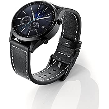 Samsung Gear S3 Classic/Frontier Band SUNDA Premium Solid Stainless Steel Watch Band Link Bracelet Strap for Samsung Gear S3 Classic Gear S3 Frontier ...