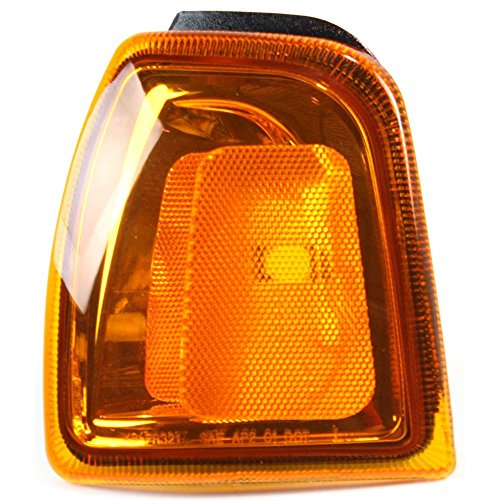 Corner Light compatible with Ford Ranger 01-05 Corner Lamp LH Lens and Housing Left -
