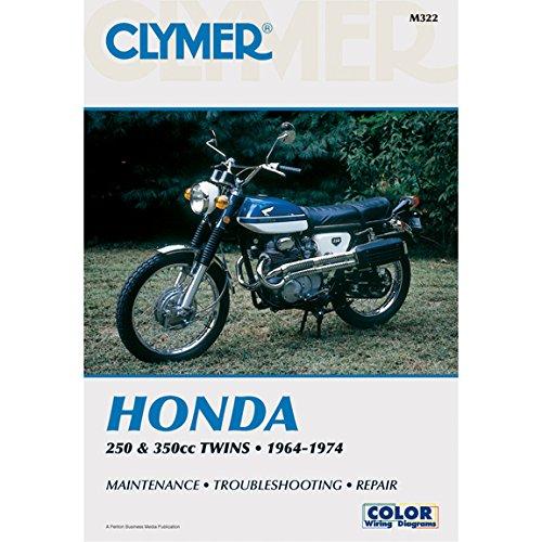 1972 Honda Cl350 - 8