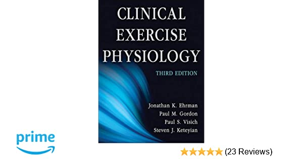 Clinical exercise physiology 3rd edition 9781450412803 medicine clinical exercise physiology 3rd edition 9781450412803 medicine health science books amazon fandeluxe Image collections