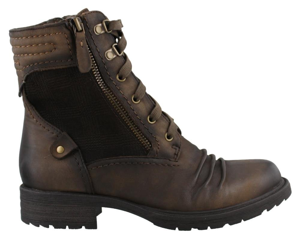 Earth Women's Summit Hiking Boot,Stone Vintage Leather,US 8.5 M