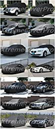 XtremeCoverPro 100% Breathable Car Cover for Select Mercedes C-Class C250 C350 C63 AMG Coupe Sedan 2010 2011 2012 2013 2014 (Jet Black)
