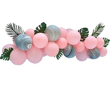 XUZg-balloons Postre Tabla Globo, Rosa Adulto Fiesta de ...