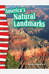 America's Natural Landmarks (Social Studies Readers : Content and Literacy) Kindle Edition