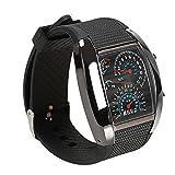LED Backlight Military Digital Quartz Wristwatch Sports