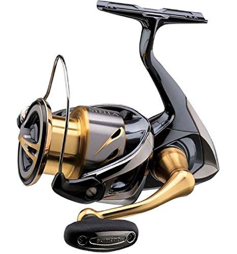 Shimano Stella FI STL4000XGFI Spinning Fishing Reel, Gear Ratio: 6.2:1
