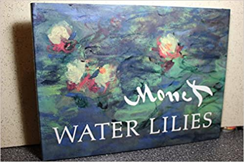 monet water lilies including 99 illustrations