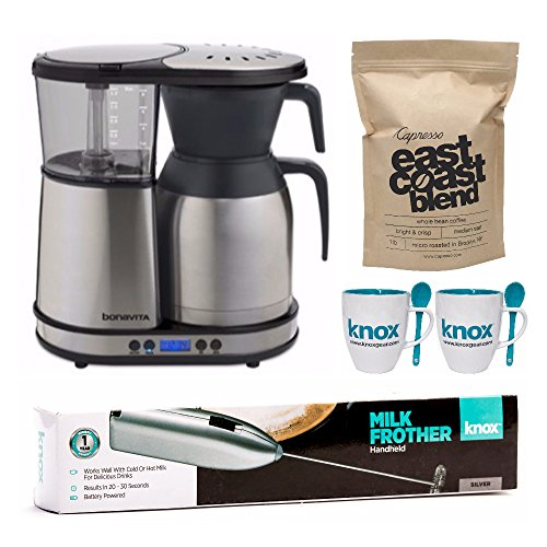 8 cup coffee maker with timer - 5