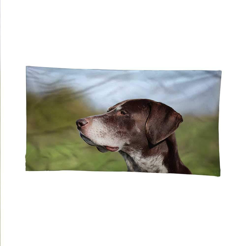 Huntingocean tapestrylarge tapestryGerman Pointer 91W x 60L Inch