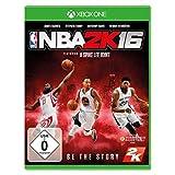 NBA 2K16 (USK ohne Altersbeschränkung) XBOX ONE by 2K Games