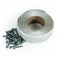 Kit de instalación de ventilación universal de Camco con masilla: se usa para reemplazar o instalar ventilaciones en el techo, ventilaciones de montaje lateral, pilas de plomería y ventilaciones del refrigerador (25003)