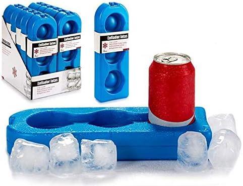 takestop® - Bloque de Hielo de 3 plazas para latas de Leche ...