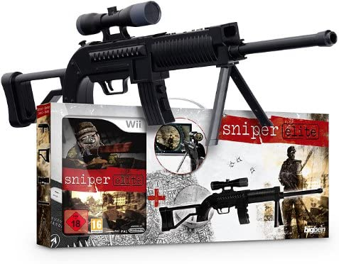 Bigben Sniper Elite - Juego (No específicado): Amazon.es: Videojuegos