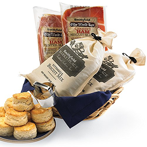 Country Ham & Biscuits - Smithfield Hams Country