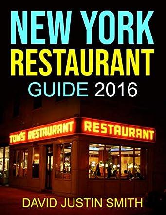 New York Restaurant Guide 2016
