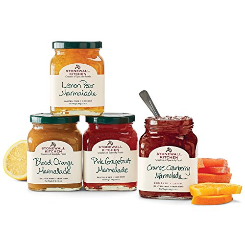 (Stonewall Kitchen 4 Piece Marmalade Collection)