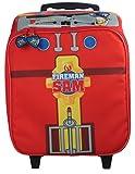 Fireman Sam Character Luggage Bag Review
