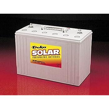 deka solar battery gel 8g31 automotive. Black Bedroom Furniture Sets. Home Design Ideas