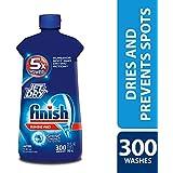 Finish Jet-Dry Rinse Aid, 32oz, Dishwasher Rinse Agent & Drying Agent