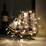 Innoo Tech Battery operated 30 LED string lights for Christmas Tree Warm White