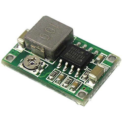 10pcs JacobsParts Mini360 3A DC Voltage Step Down Power Converter Buck Module 3.3V 5V 9V 12V