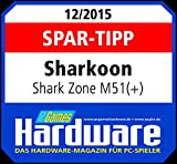 Sharkoon Shark Zone M51 Laser Gaming Mouse with