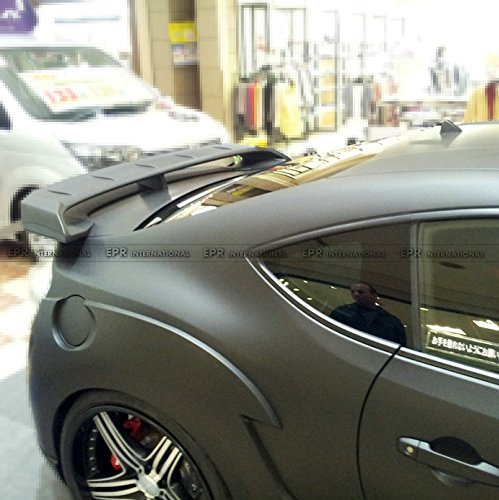 Amazon.com: FIBER GLASS FRP For TOYOTA 86 FT86 GT86 Wad Style Rear Spoiler Wing Trunk Lip: Automotive