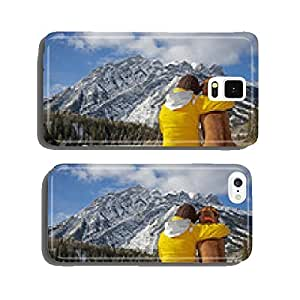 admiring the view cell phone cover case Samsung S6