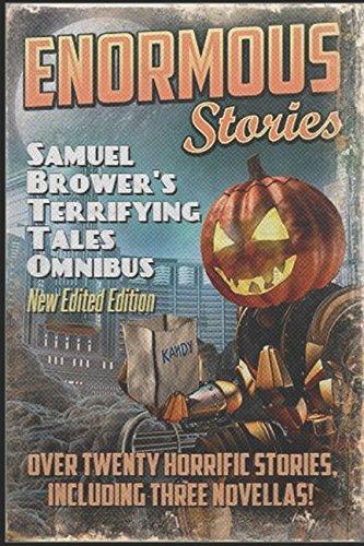 Samuel Brower's Terrifying Tales Omnibus