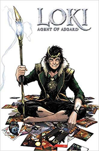 Amazon com: Loki: Agent of Asgard - The Complete Collection