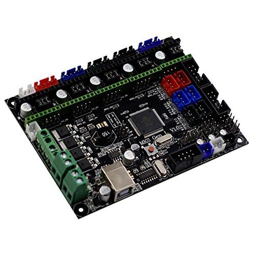 Demiawaking MKS Gen V1 0 3D Printer Control Board+ TMC2130