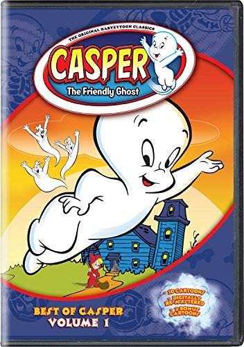 DVD : Casper The Friendly Ghost: Best Of Casper: Volume 1 (DVD)