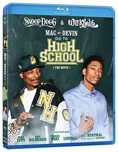 Blu-ray : Mac and Devin Go To High School (Blu-ray)