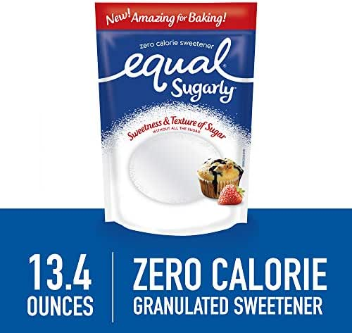 Sugar & Sweetener: Equal Sugarly
