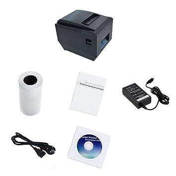 Impresora térmica Impresora térmica de Recibos 80 mm ...