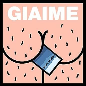 giaime blue magic album
