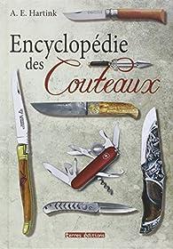 L'encyclopédie des couteaux par A.E. Hartink
