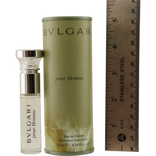 Bvlgari by Bvlgari for Men Miniature Eau De Toilette Spray 0.34oz