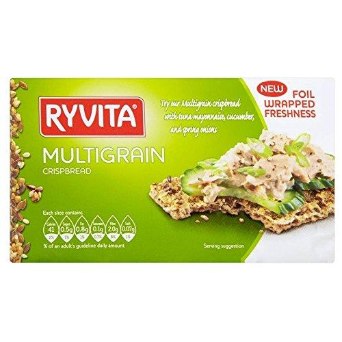 Ryvita Multi-Grain Crispbread (250g) - Pack of 2