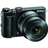 Nikon 1 J5 Digital Camera w/ NIKKOR 10-30mm f/3.5-5.6 PD Zoom Lens (Black)(Certified Refurbished)