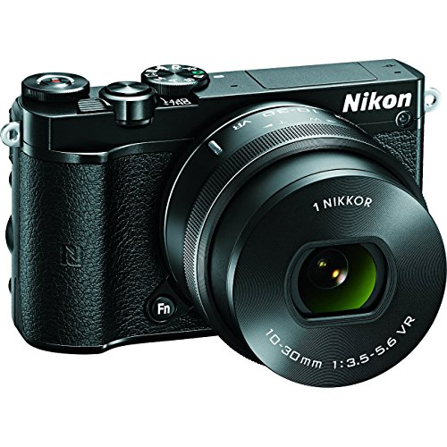 Nikon-1-J5-Digital-Camera-w-NIKKOR-10-30mm-f35-56-PD-Zoom-Lens-BlackCertified-Refurbished