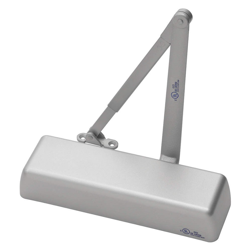 "YALE 2701DL x 689 Door Closer,13/"" L,2-1//2/"" W,2-3//4/"""