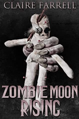 book cover of Zombie Moon Rising