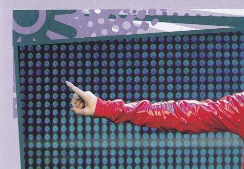 Justin Bieber Single Stickers - NON-SPORTS 2010 Panini Single Trading Sticker #063 ()